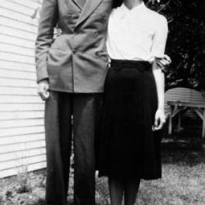Glenn and Helen Seaborg