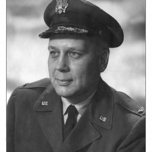 Colonel Clifford Heflin in 1960