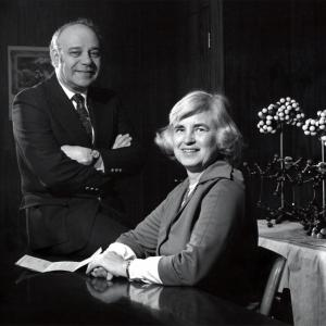 Jerome and Isabella Karle