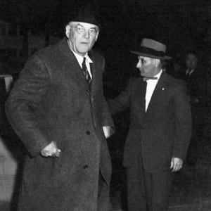 John Foster Dulles and William Uanna