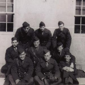 Spindel (top row, center)