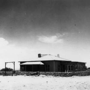 McDonald Ranch House, Trinity 1945