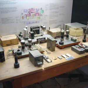 A reconstruction of Otto Hahn and Fritz Strassmann's nuclear fission experiment