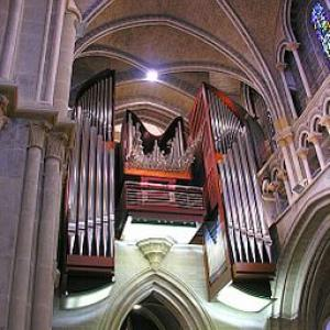 Fisk Organ in Lausanne, Switzerland