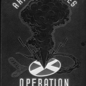 Operation Crossroads Yearbook cover