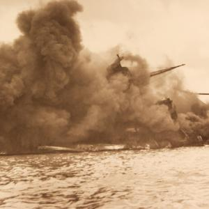 Pearl Harbor destruction