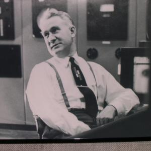 Walter Zinn. Photograph courtesy of Argonne National Laboratory.