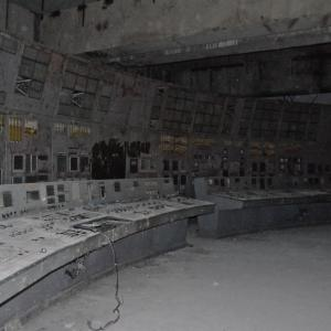 Control Panels of Chernobyl's Reactor Four. Photo Courtesy of BBC World Service (Flickr): https://www.flickr.com/photos/bbcworldservice/5410423069/in/photostream/