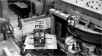 A cyclotron at Columbia University