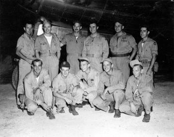 Crew of the Enola Gay
