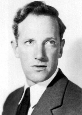 Haakon Chevalier in 1934. Photo courtesy of the Bancroft Library.