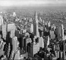 Manhattan in the 1930s