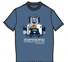 Manhattan Project National Historical Park T-Shirts