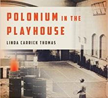 "Cover of ""Polonium in the Playhouse."""