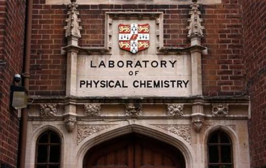 Cavendish Laboratory orginal building