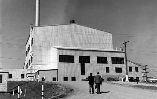 The X-10 Graphite Reactor in 1949