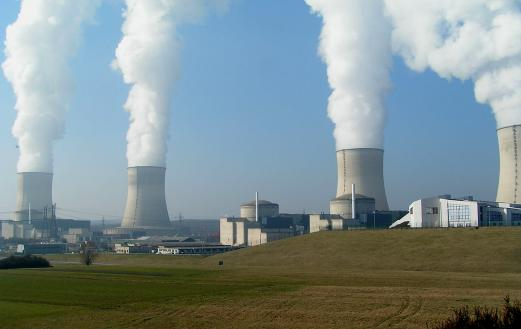 The Cattenom Nuclear Power Plant. Photo courtesy of Stefan Kühn, Wikimedia Commons.