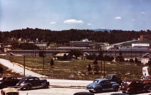 Oak Ridge, TN in 1944