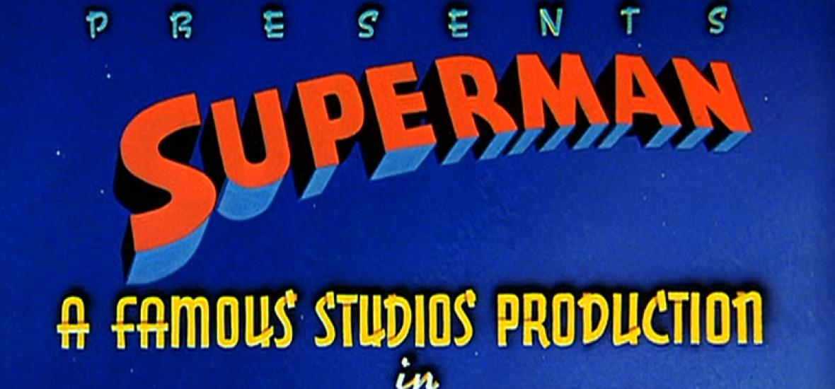 Superman was very popular in the 1940s